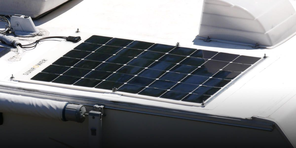 Mounting Options For Flexible Solar Panels Vary Depending Upon The Type Of Surface They Are Being Mounted In 2020 Flexible Solar Panels Solar Panels Solar Panel Mounts