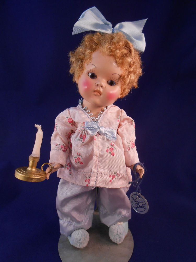 Vintage Ginny Transitional Wee Willie Winkie in Excellent Condition!