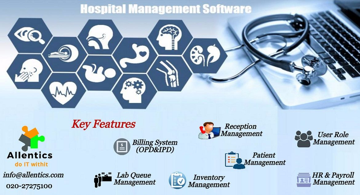 Hospital Management System Software in Pune, India | HMS Software