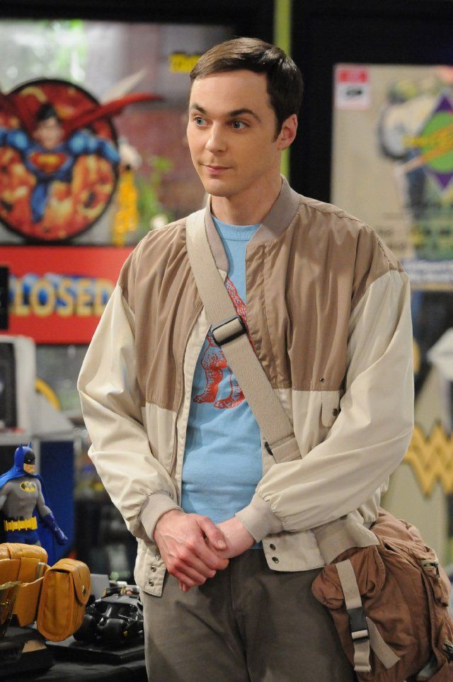 I'm in love with Dr. Sheldon Cooper.