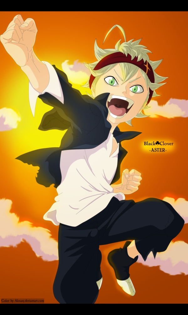 Asta Black Clover Wallpaper Iphone Black Clover Anime