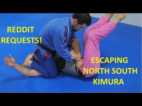 How to Escape the Kimura! - YouTube | MMA | Jiu jitsu, Brazilian jiu