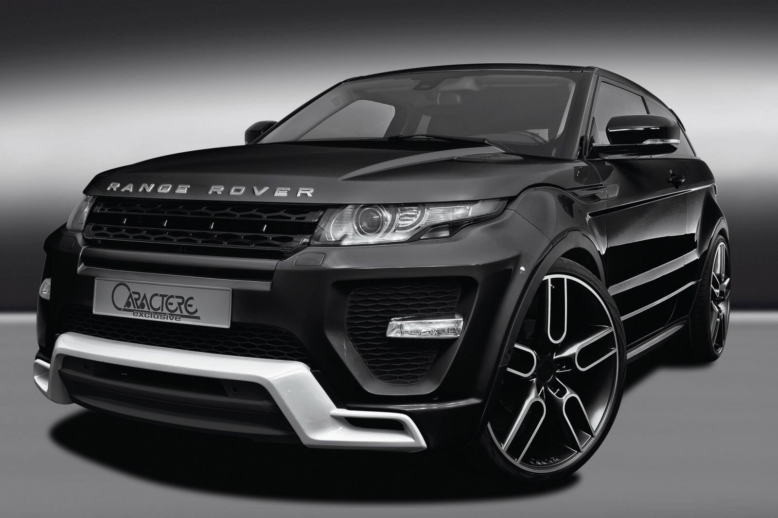 range rover evoque caractere body kit 1 car range. Black Bedroom Furniture Sets. Home Design Ideas