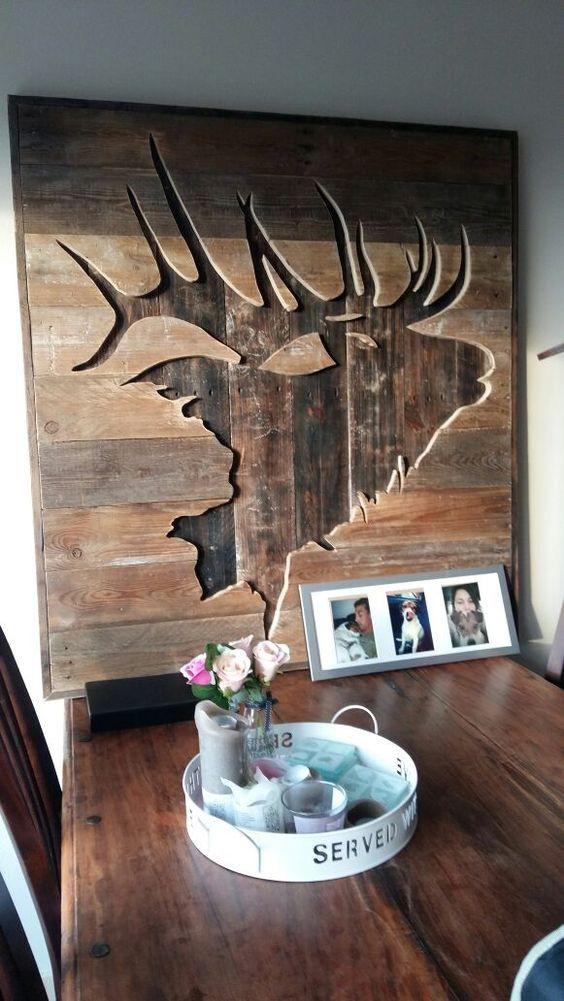 Beautiful Deer Wall Art