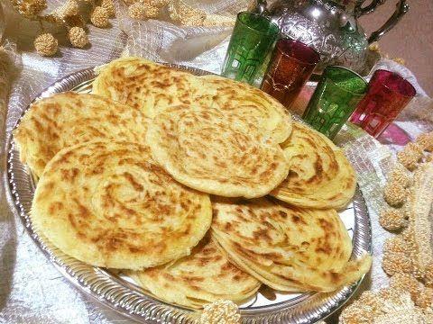 شهيوات رمضان ملوي مورق ناجح وسهل بطريقتين روووعة مع طبخ ووصفات يسرى Bread Baking Food Breakfast