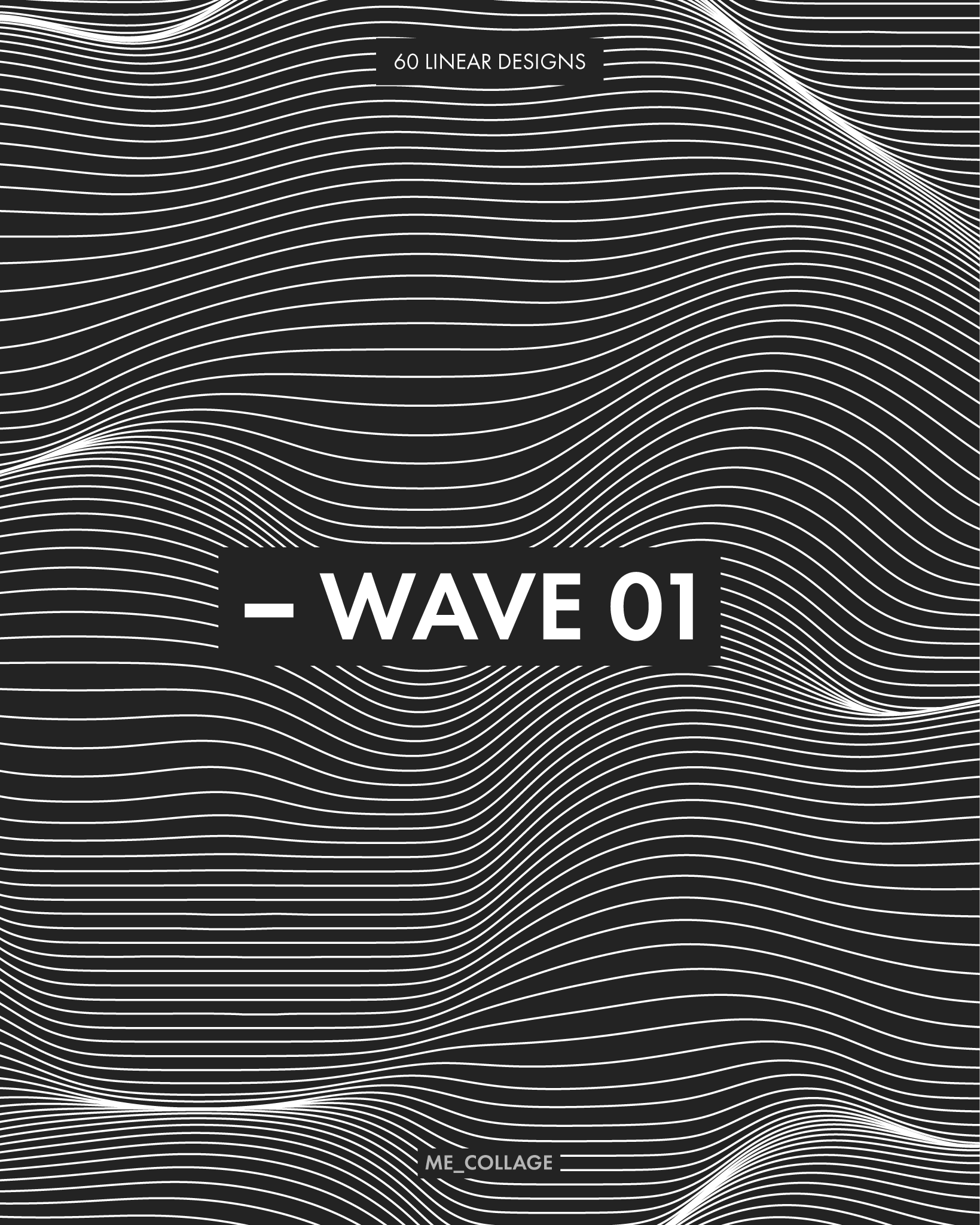 Wave 01 60 Linear Vector Designs Vector Design Geometric Graphic Design Design