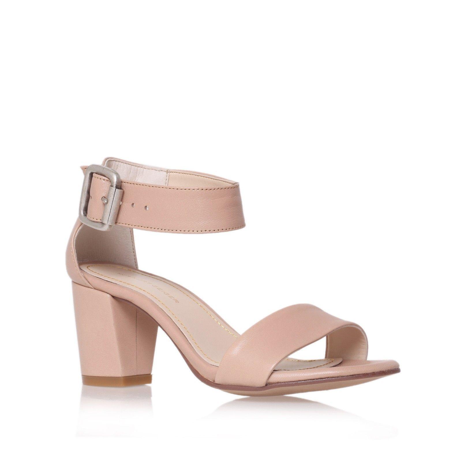 d1e40b64220 Nude Sophie Mid heel shoes. nina