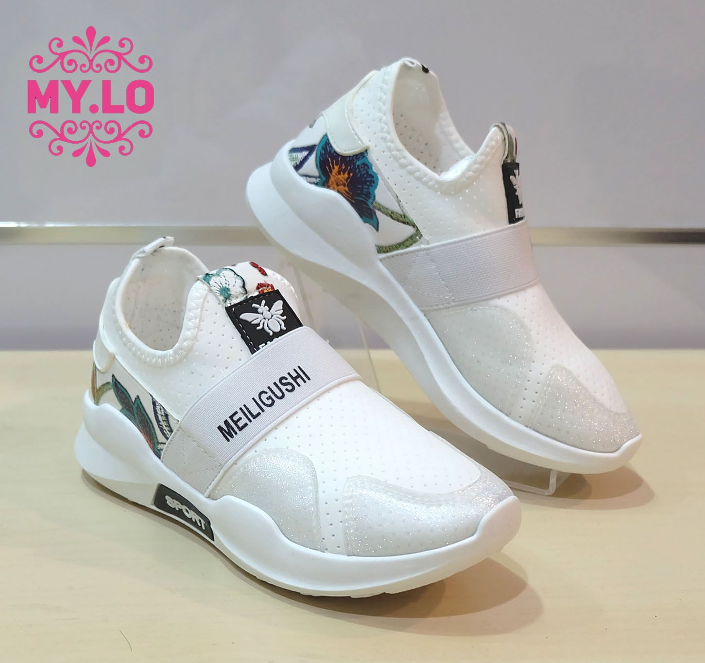 Kode Ms5a05 Warna White Size 35 40 Harga 220rb Foto Real Pic