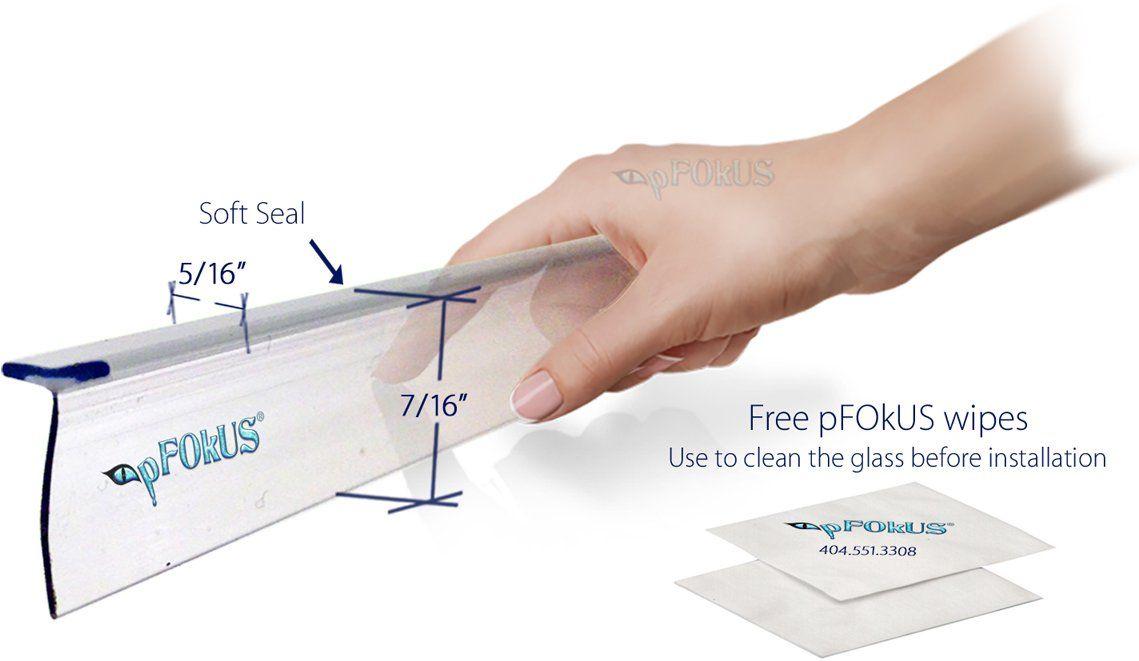 Pin On Frameless Shower Door Sweep