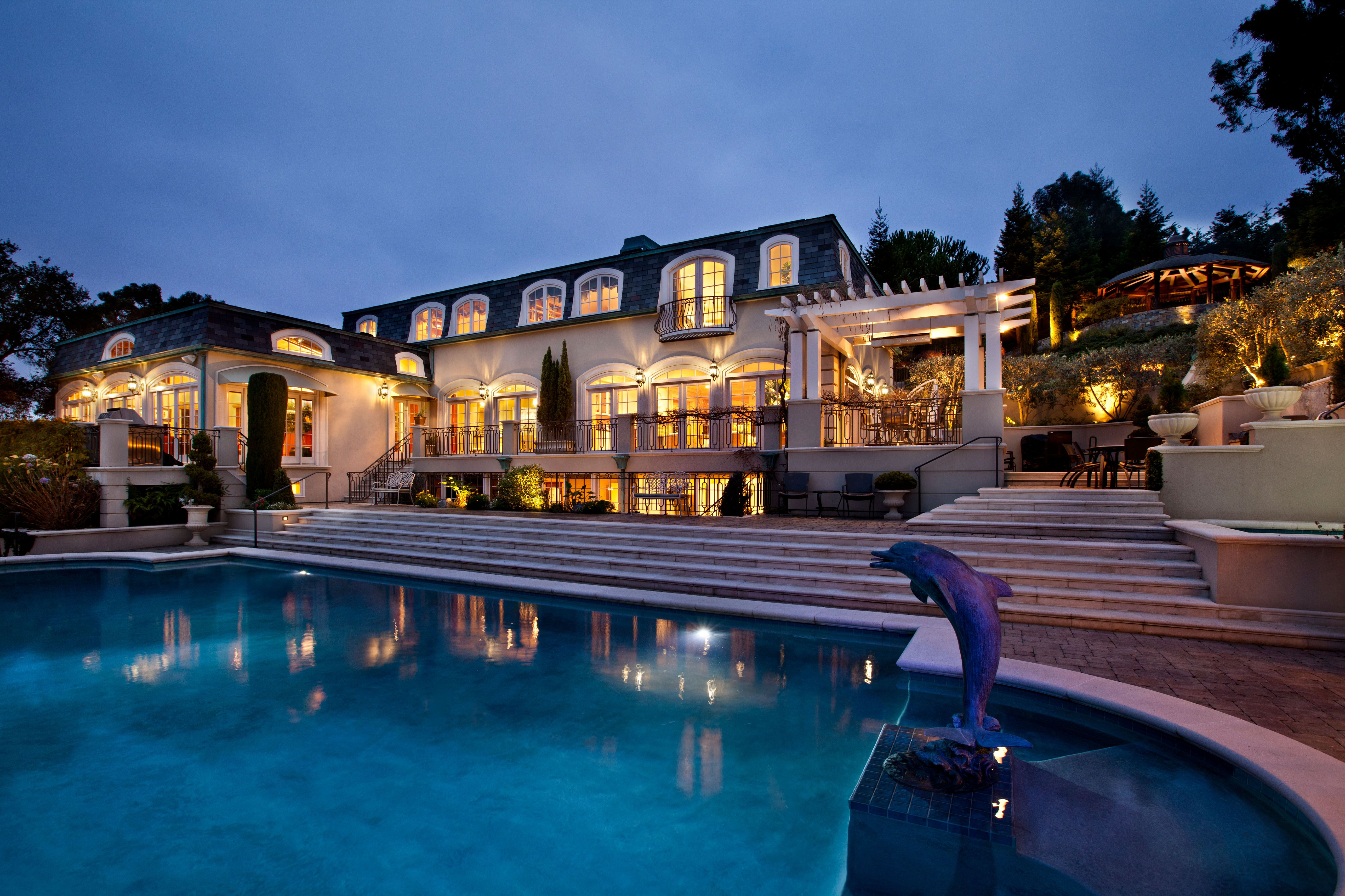 AMAZING ESTATE PROPERTY     Palo Alto, CA     Luxury Portfolio International Member - Alain Pinel Realtors