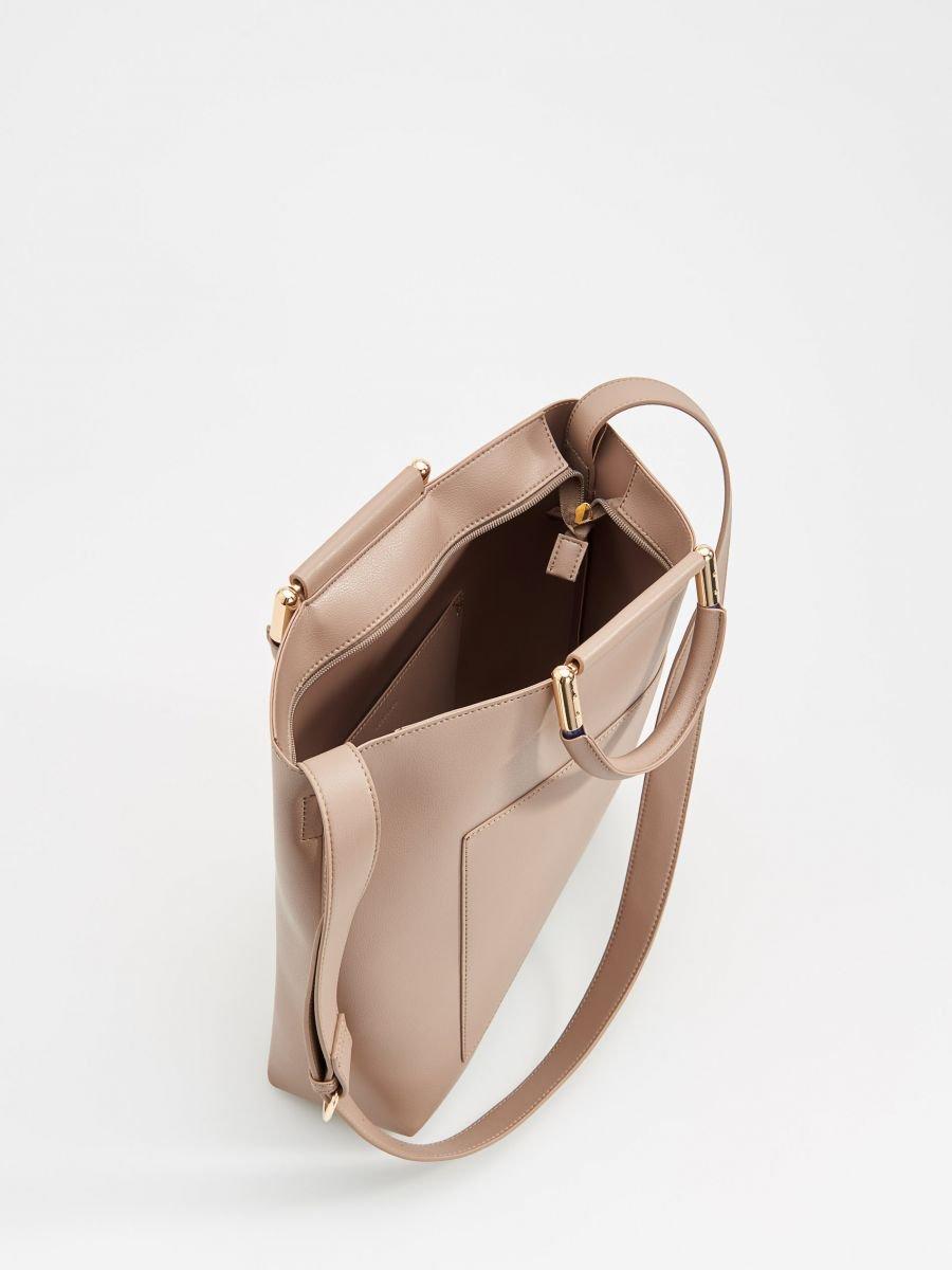 Kupuj Online Torebka Z Ozdobnym Uchwytem Reserved Wm825 80x Handbag Sling Backs Heels
