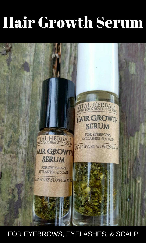 Hair Growth Serum For Eyebrows Eyelashes And Scalp Affiliatelink