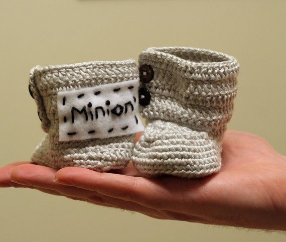 Dungeons and dragons dnd Minion funny cute crochet by KnitnutbyJL ...