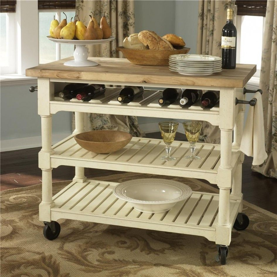 Kitchen Gorgeous Vintage Kitchen Island Portable Island