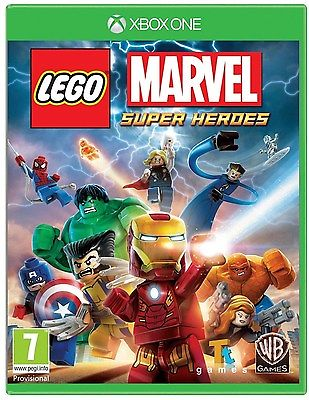 Nice Xbox One Game Lego Marvel Super Heroes Brand New Sealed For Sale View More At Http Shipperscentr Lego Marvel Super Heroes Lego Marvel Super Hero Games