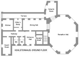 Afbeeldingsresultaat voor berchtesgaden eagle's nest interior