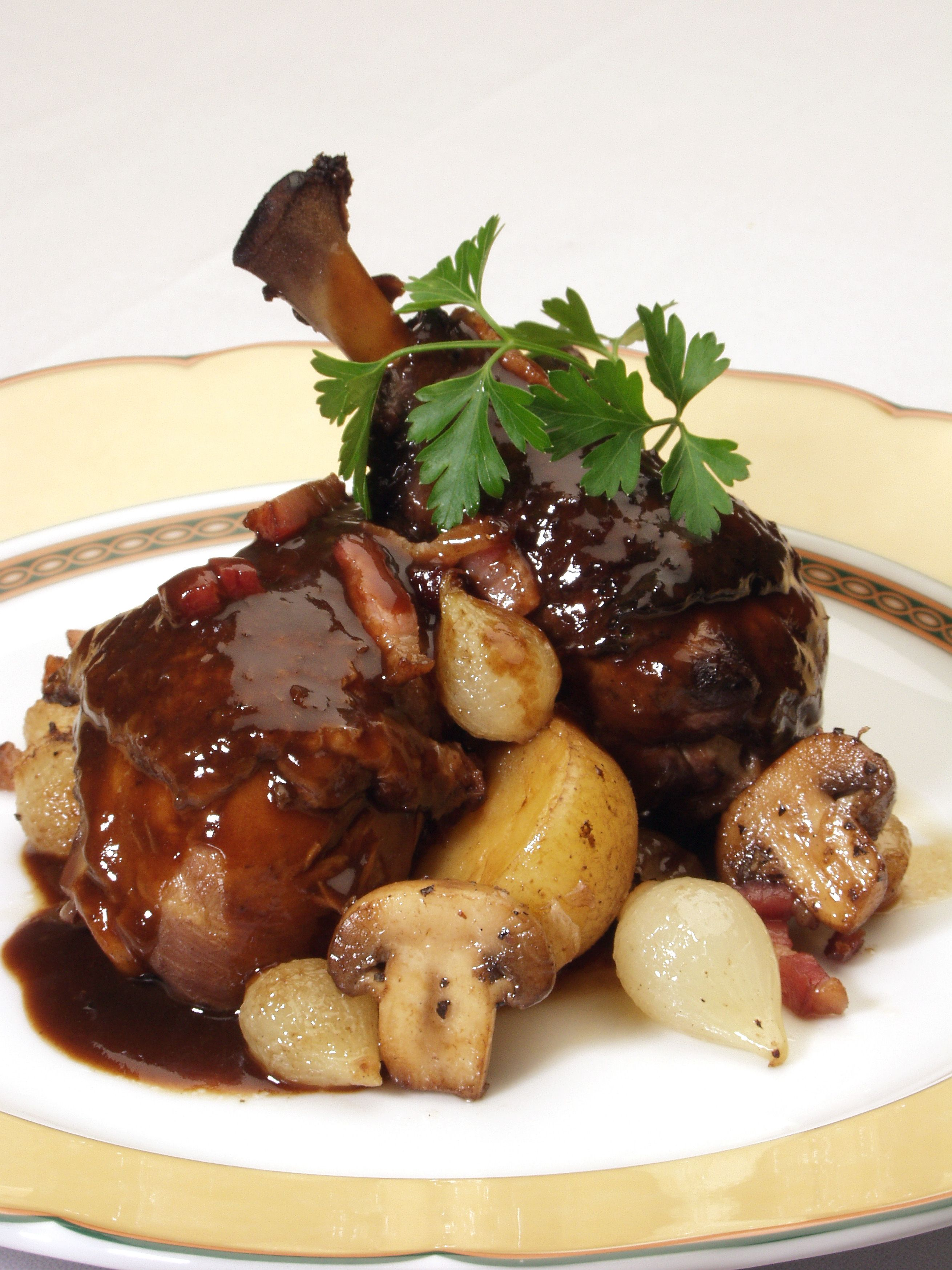 Coq au Vin | CA - Delicious Dishes from Local CA Restaurants | Pinter ...