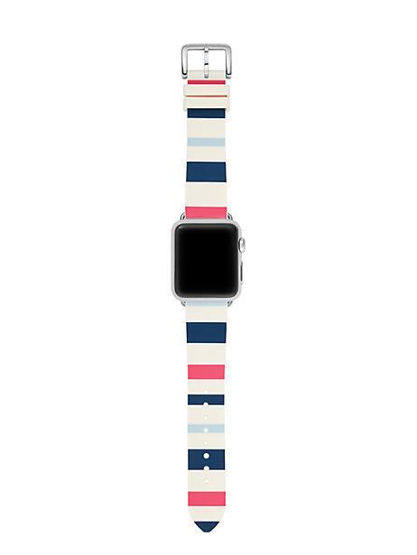 Kate Spade Silicone Apple Watch® Strap Apple watch