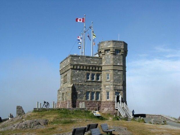 Cabot Tower - St. John's, NL