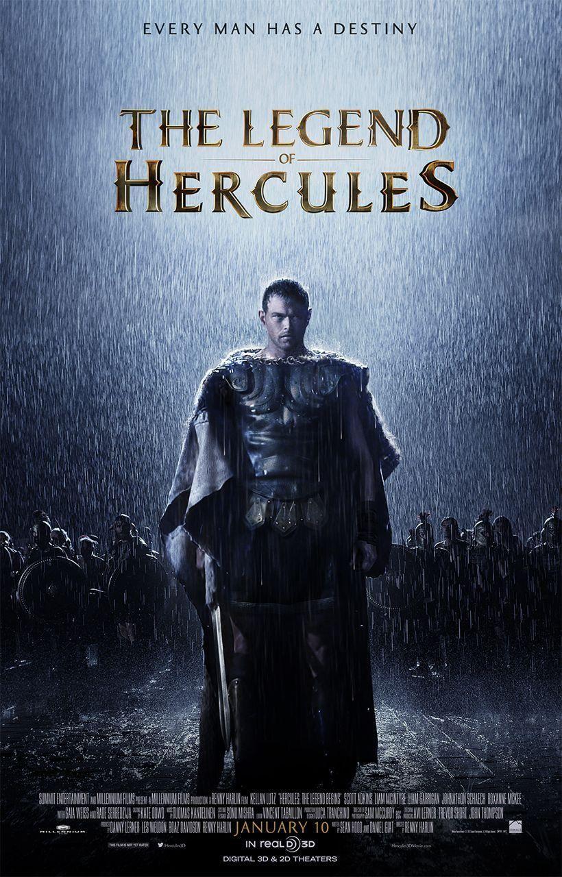 The Legend Of Hercules Ver Peliculas Gratis Afiche De Pelicula Carteles De Cine