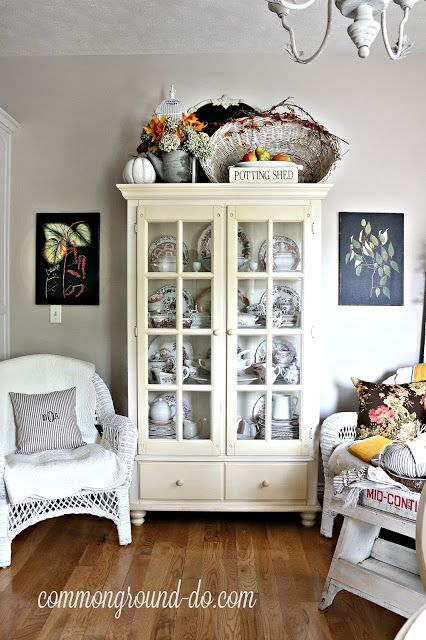 Hutch Decorating Ideas Display Home Tours