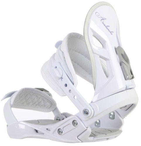3cca5a4ef98 Bindings 21248  Avalanche Serenity Women S Snowboard Bindings Medium 6-10  New Blem -  BUY IT NOW ONLY   45 on eBay!