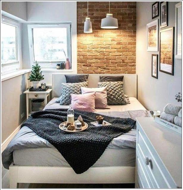 Gemütliche Kleine Schlafzimmer Ideen in 2020 Gemütliche