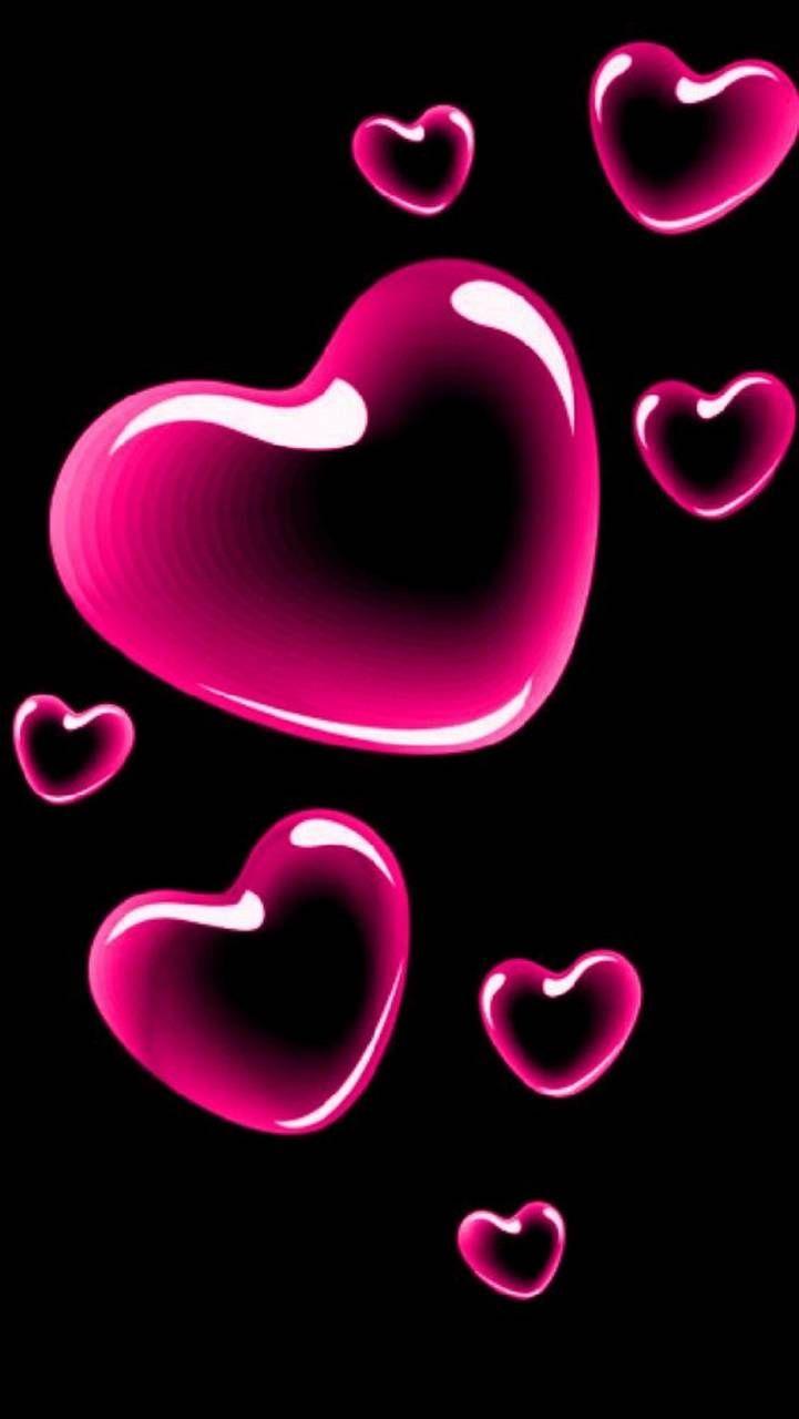 Hearts love Wallpaper by mirapav 90 Free on ZEDGE