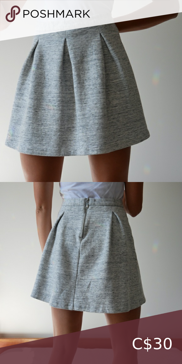 Reserved Pleated Skirt
