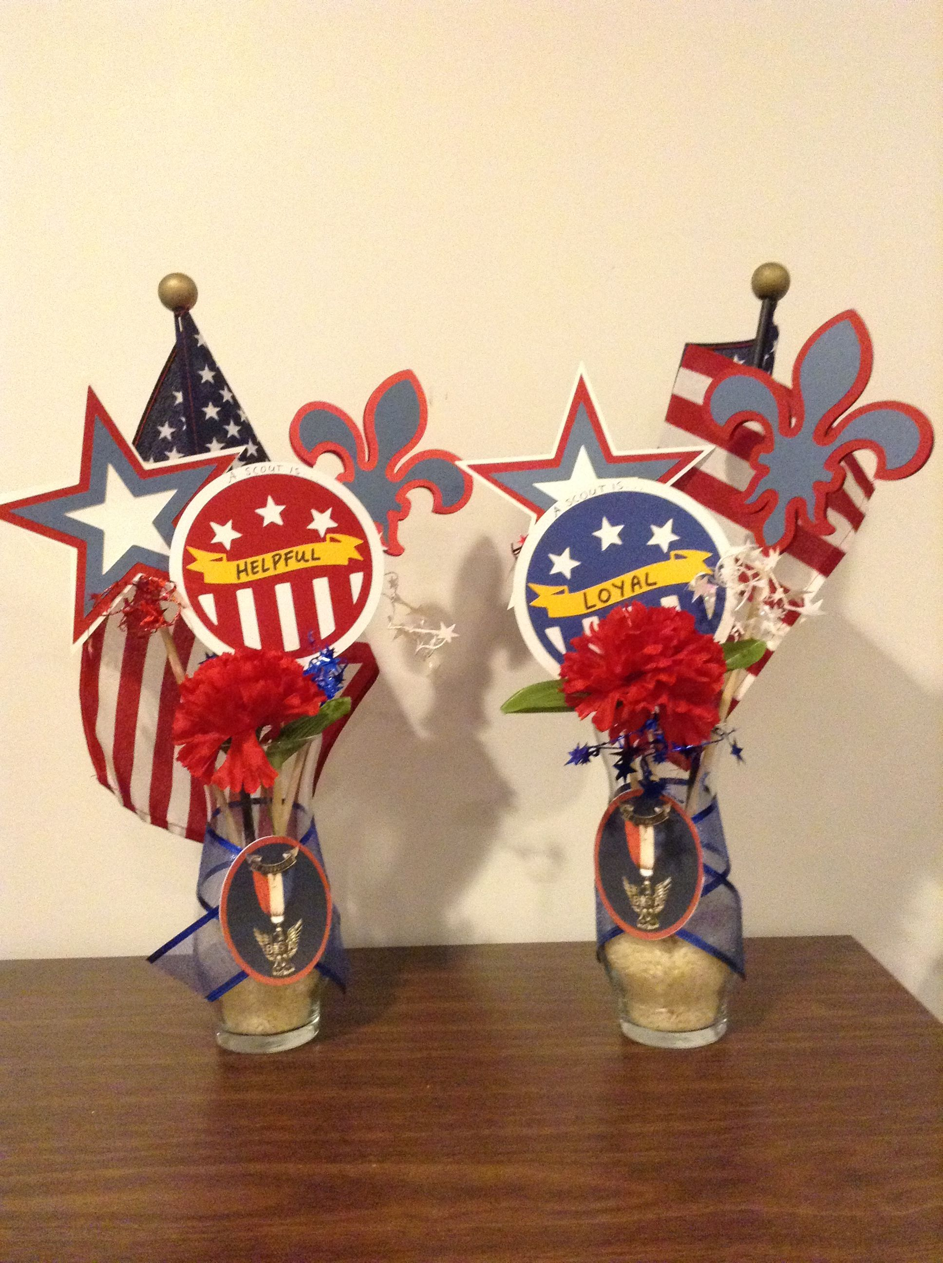 Eagle Party Decorations Eagle Scout Court Of Honor Those Are Cupcakes So Cool Scouts