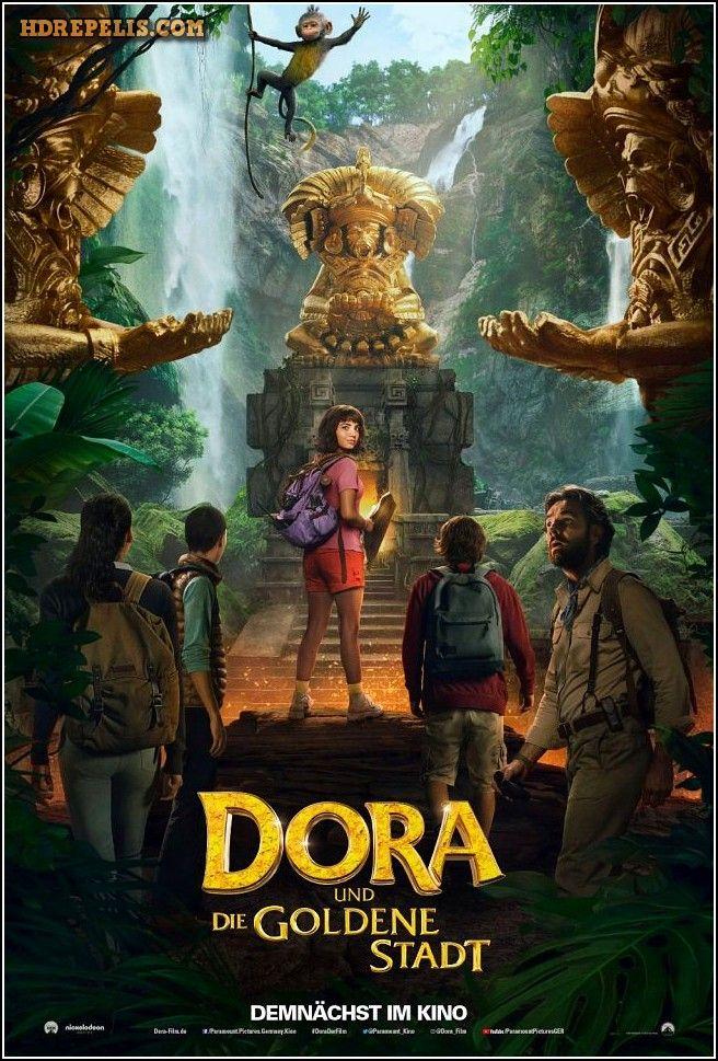 Ver Dora y la ciudad perdida (2019) Película Completa en