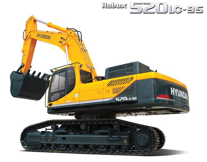 Hyundai R480 520lc 9s R520lc 9s Fs Crawler Excavator Operators Manual Pdf Download Hyundai Hydraulic Breaker Excavator