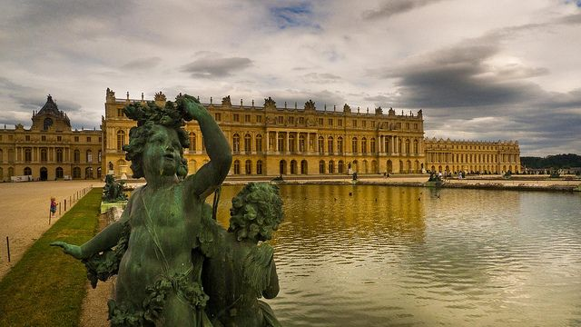 Versailles, Paris, France