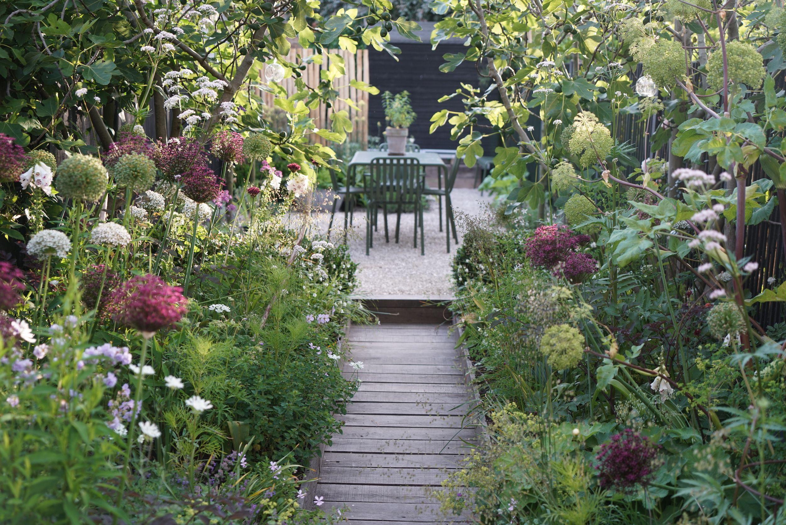 Before & After: A Seaside English Garden by Farlam & Chandler - Gardenista
