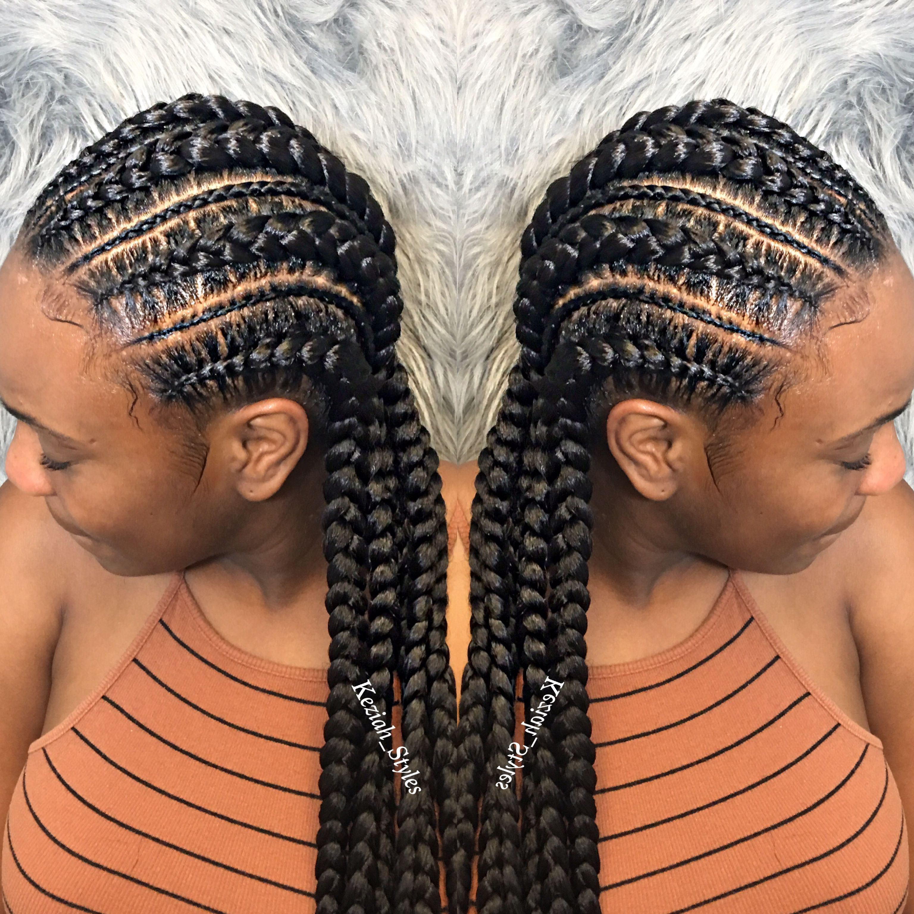 Pin By Adorumor Llc On Hairstyles Cornrows Cornrows With Weave