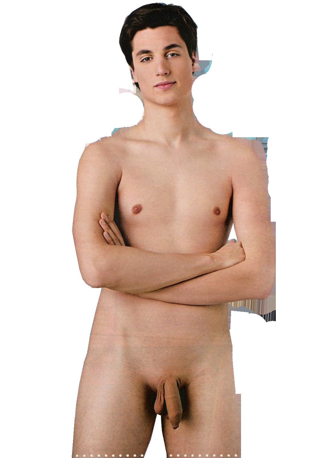 male human nude frontal anatomy model: vasco | naked guys