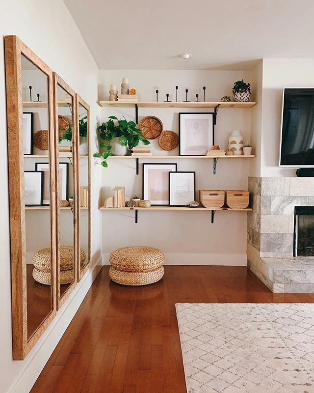 "Hartman Haus | Jess Hartman on Instagram: ""So excited to officially share this install on my feed! This my friends, is my first ever client!!! We've gradually been making over her…"""