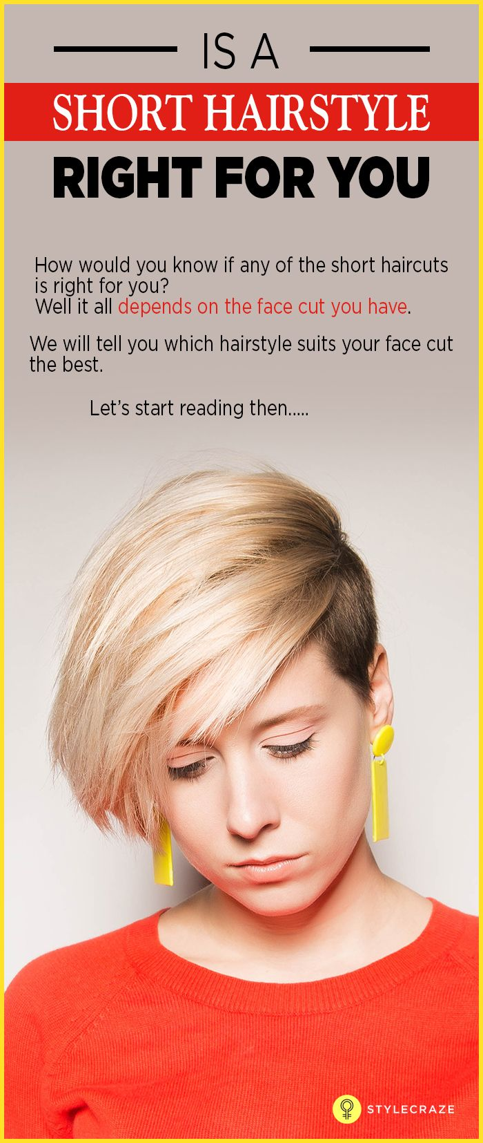 How To Tell If A Pixie Cut Will Suit You How To Figure Out If Short Hair Will Suit You Short Hair Styles Face Shape Hairstyles Diamond Shaped Face Haircut
