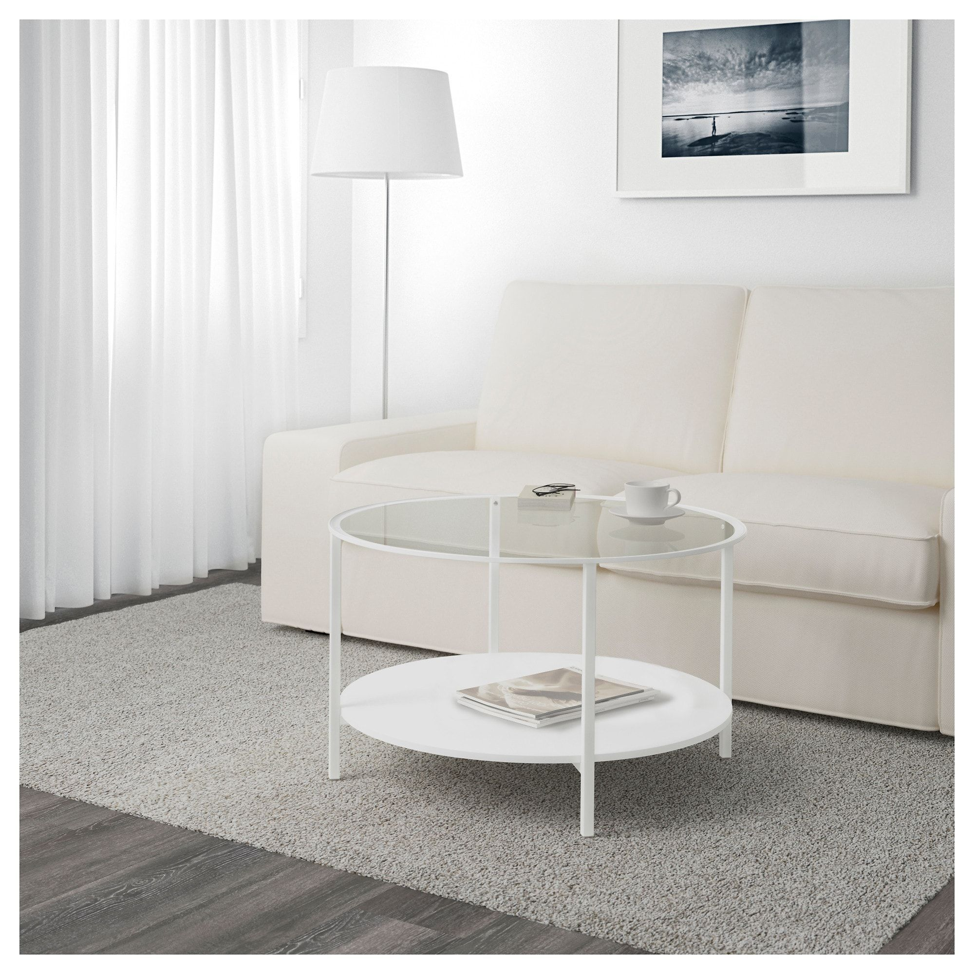 Ikea Strind Coffee Table Coffee Table Coffee Table White At Home Furniture Store [ 2000 x 2000 Pixel ]