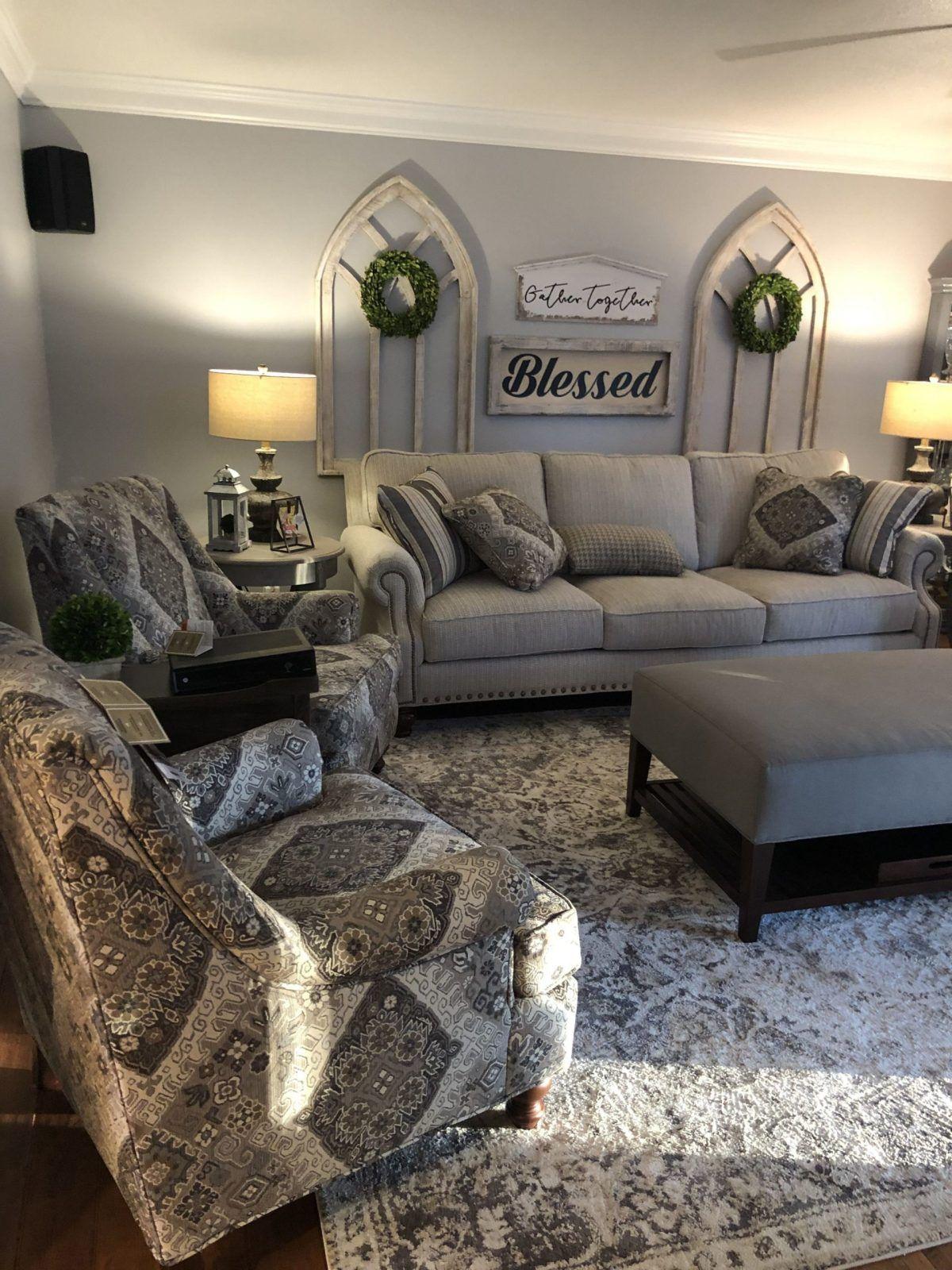 50 inspiring diy farmhouse living room small space home