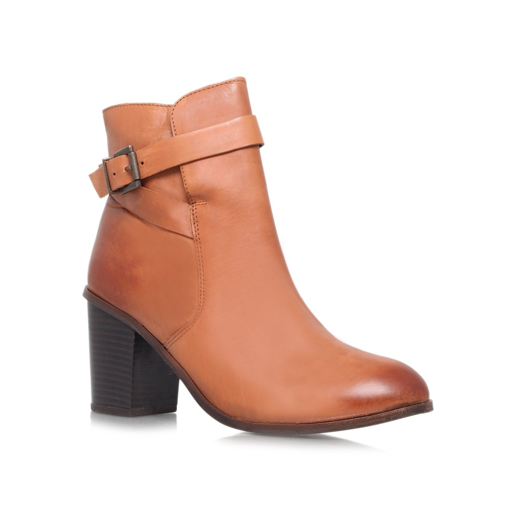 Boots, Block heel ankle boots, Carvela