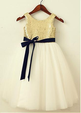 e335476fd Delicate Tulle   Lace V-neck Neckline Cap Sleeves A-line Flower Girl ...