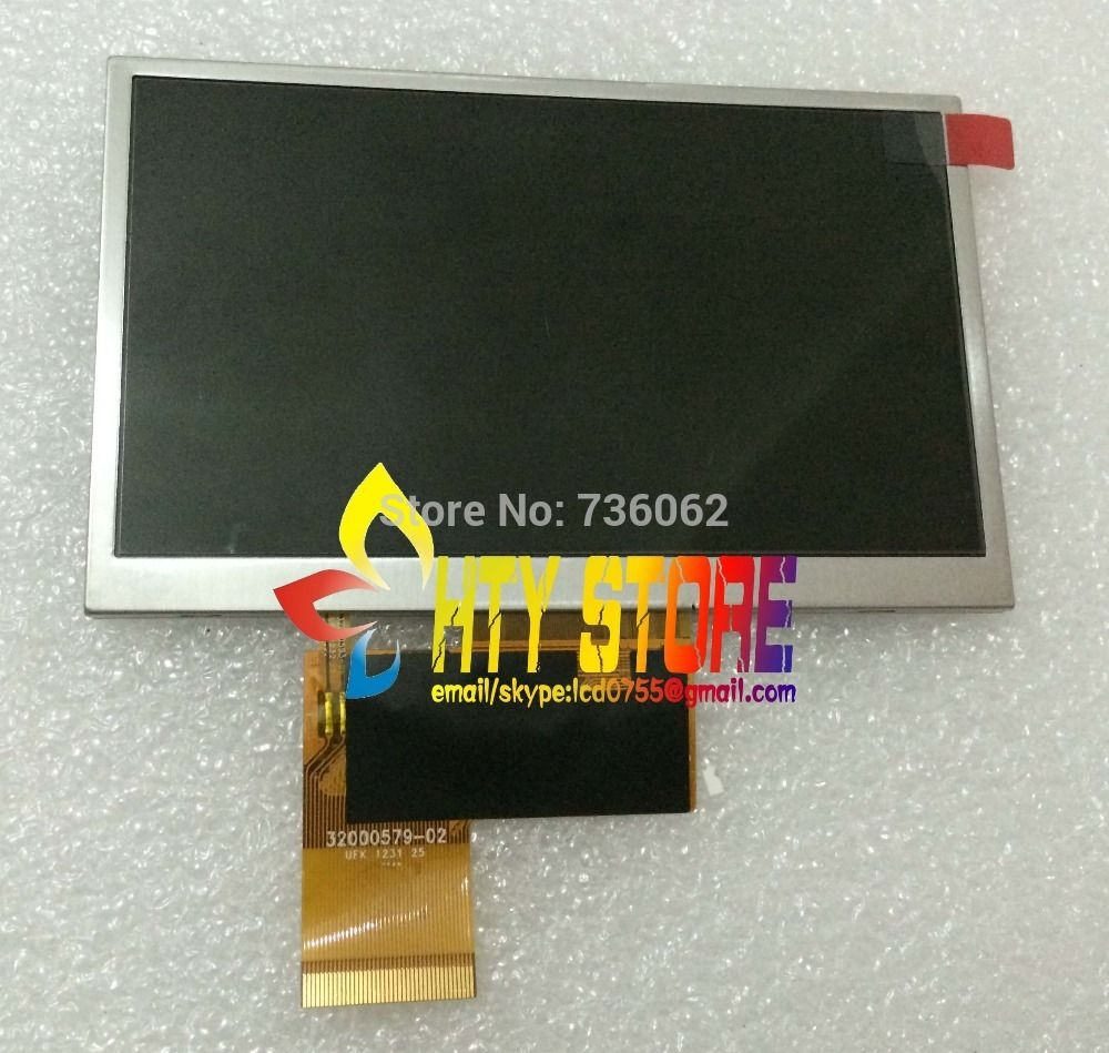 Original LCD screen for tablet PC cable 32000579-02 free shipping