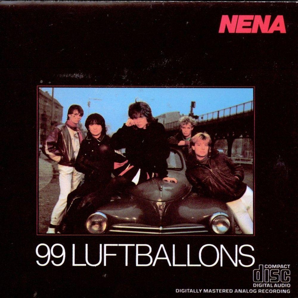 Nena - 99 Luftballons (CD)