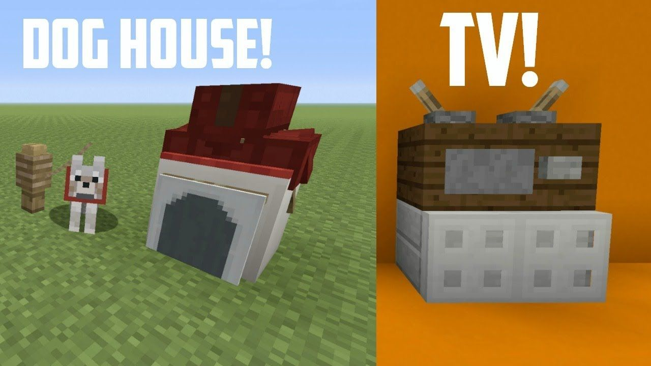 Minecraft - 5 Secret Things That You Can Make in Minecraft ...