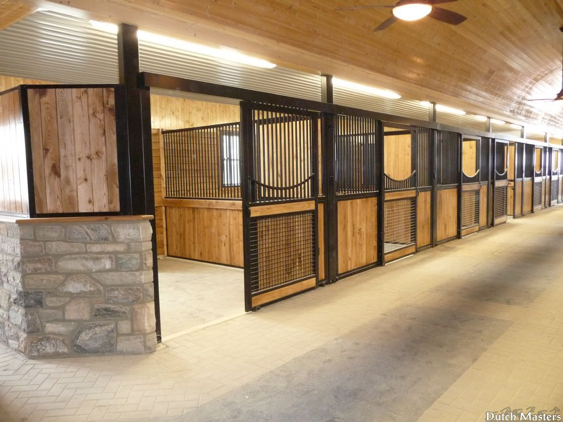 Valhalla Equestrian Centre 40 Stall Training And Breeding
