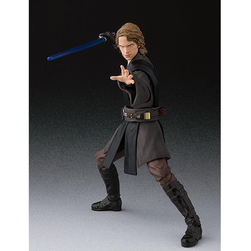 S.H.Figuarts Star Wars Revenge of the Sith ANAKIN SKYWALKER Figure BANDAI NEW