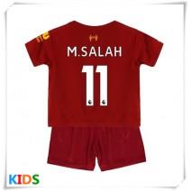Photo of Liverpool Mohamed Salah # 11 Hjemmespor Set Kids 2019/20 Kortermet (+ Short Belly …