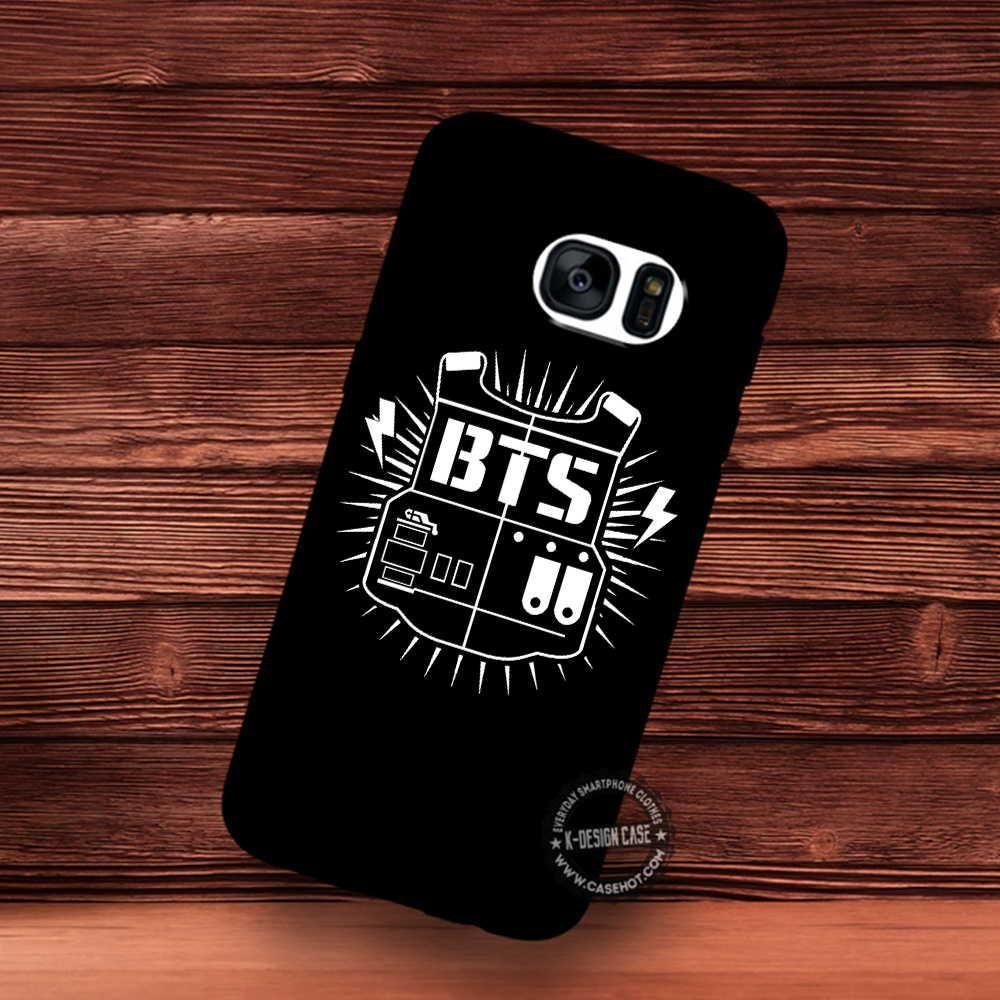 Bts Logo Font Typeface Kpop Boyband Samsung Galaxy S7 S6 S5 Note