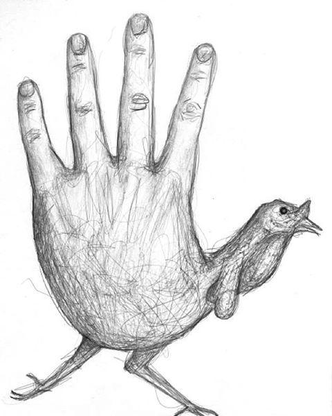 BioPicture — Hand turkey #hand #photoftheday #work #black ...